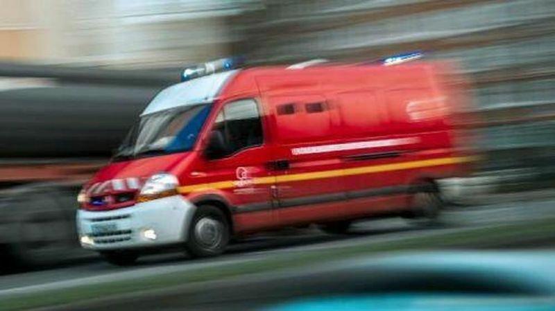 La victime, âgée de 27 ans, avait été transportée avec un pronostic vital engagé à l'hôpital, mardi en fin de journée.