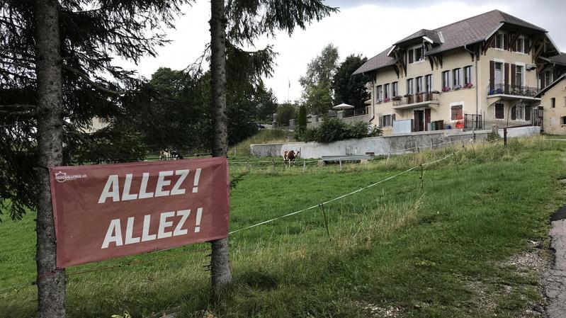 La montée vers Sommartel attend les participants au Neuchallenge.