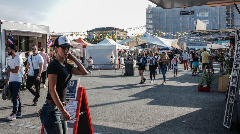 Des repas variés dans une ambiance détendue. C'était la recette gagnante de la troisième édition du Street food festival à Neuchâtel.