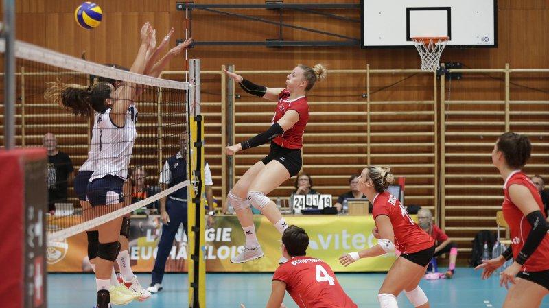 L'équipe de Suisse fait le plein de confiance à la Riveraine