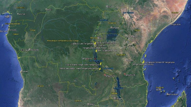 Déraillement d'un train dans le sud-est de la RDC: au moins 50 morts