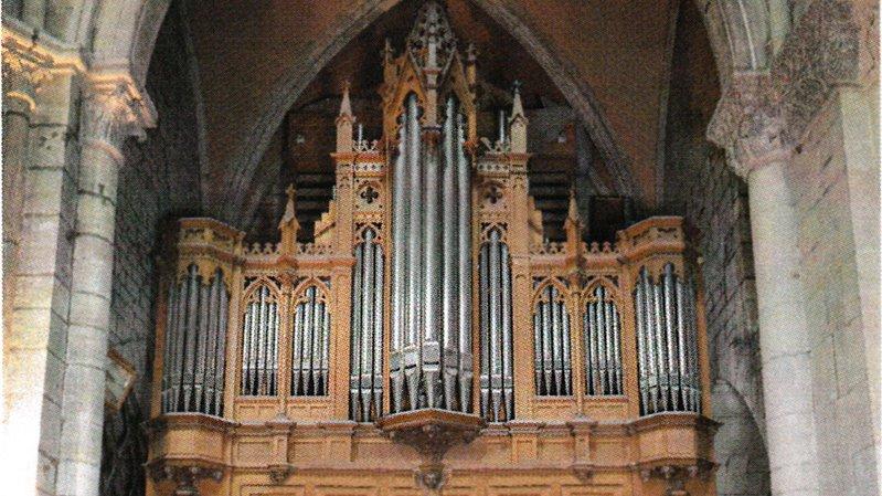 Neuchâtel: financement trouvé pour restaurer l'orgue Walcker de la Collégiale
