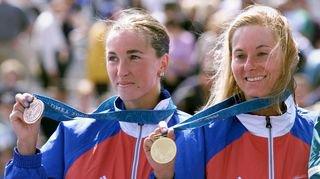 Médaille neuchâteloise aux JO de Sydney en 2000