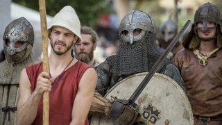 Buttes: une fête médiévale qui ne manque pas de sel
