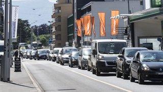 La Ville de Neuchâtel veut réduire de 5% par an le trafic motorisé individuel