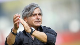 Avant Bellinzone - Xamax: Maurizio Jacobacci se livre