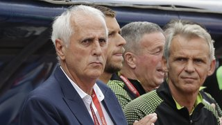 Le coach neuchâtelois Bernard Challandes après Angleterre-Kosovo: «Je suis fier de mon équipe!»