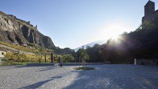 Météo: l'été se prolonge à Sion, où il a fait plus de 30 degrés lundi