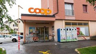 La Chaux-de-Fonds: Coop envisage d'agrandir le magasin des Mélèzes