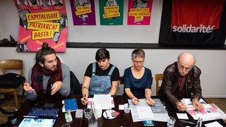 Les quatre candidats neuchâtelois de Solidarités pour les élections fédérales