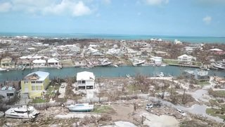 Ouragan Dorian: 3,5 à 6,5 milliards de dollars de dégâts assurés
