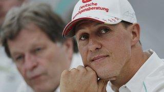 Michael Schumacher aurait quitté sa villa de Gland pour se faire soigner à Paris
