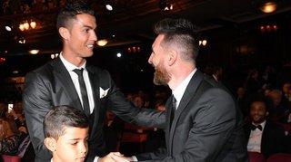 Football: Cristiano Ronaldo dit beaucoup admirer la carrière de son rival Lionel Messi