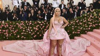 Musique: la rappeuse Nicki Minaj met fin à sa carrière