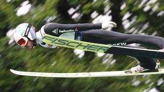 Saut à ski: premier Top 10 pour le Vaudois Killian Peier à Zakopane