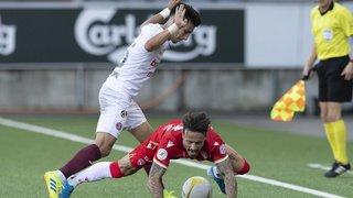 Football – Super League: Sion s'impose face à Lucerne, Servette gagne à Thoune