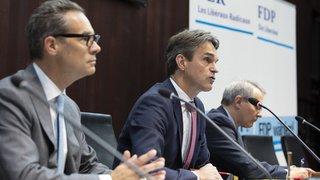Fédérales 2019: le PLR tire un bilan positif de la législature qui s'achève