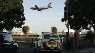 Climat: échec d'une tentative de blocage de l'aéroport d'Heathrow