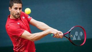 Tennis - Coupe Davis: en barrages, la Suisse mène 1-0 en Slovaquie