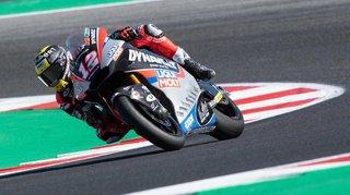 Moto2 – GP de Saint-Marin: Thomas Lüthi termine 4e, la victoire pour Augusto Fernandez