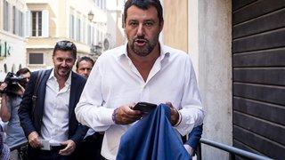 Embûches en séries sur la route de Salvini