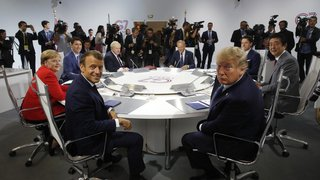 Coup de poker de Macron sur le dossier iranien