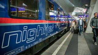 La mue du train de nuit