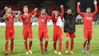 La Suisse bat Gibraltar  et remercie la Géorgie