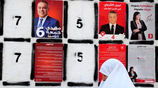 Tunisiens de retour aux urnes