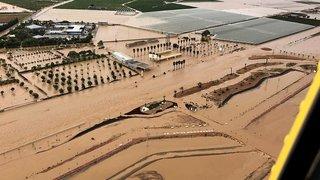 Inondations mortelles