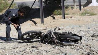Les talibans meurtrissent l'élection présidentielle