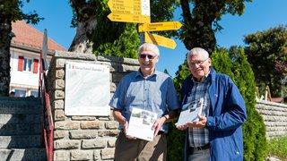 La Nouvelle revue neuchâteloise se plonge dans l'histoire de la randonnée pédestre