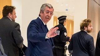 France: Patrick Balkany condamné à quatre ans de prison ferme pour fraude fiscale