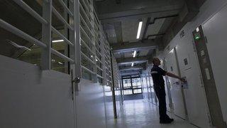 Genève: décès d'un détenu à Champ-Dollon