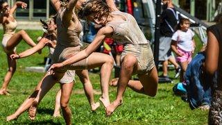 Le festival des sports a fait suer Neuchâtel