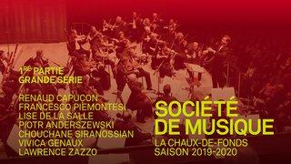 Société de Musique - saison 2019-2020