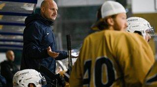 HCC: un entraîneur suédois atypique au style participatif