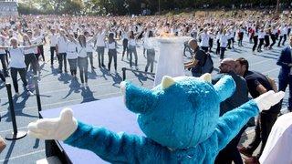 JOJ Lausanne 2020: coup d'envoi des festivités