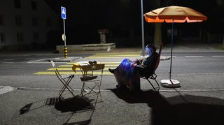 Canton de Neuchâtel: l'éclairage nocturne des passages pour piétons est remis en question