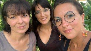 """Trois mamans unies contre la maladie: """"Certains cancers pédiatriques n'ont toujours pas de traitement"""""""