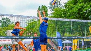 Un lieu, un club: les amateurs de beach-volley sont à la recherche d'une vraie structure
