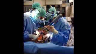 Première mondiale à Zurich: une prothèse pour remplacer en urgence l'aorte d'un enfant