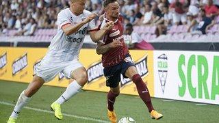 Neuchâtel Xamax contraint au match nul face à Servette