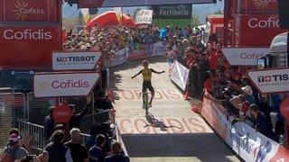 Cyclisme – Tour d'Espagne: Sepp Kuss gagne la 15e étape de la Vuelta, Primoz Roglic toujours leader