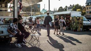Le 3e Street Food Festival se tient à Neuchâtel