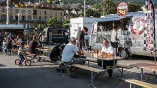 Neuchâtel: les food trucks sont de retour pour 4 jours de gourmandise