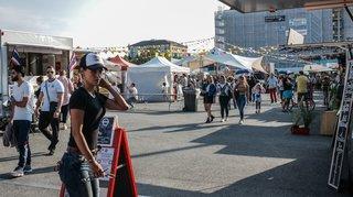 Le Street food festival a rassasié les Neuchâtelois