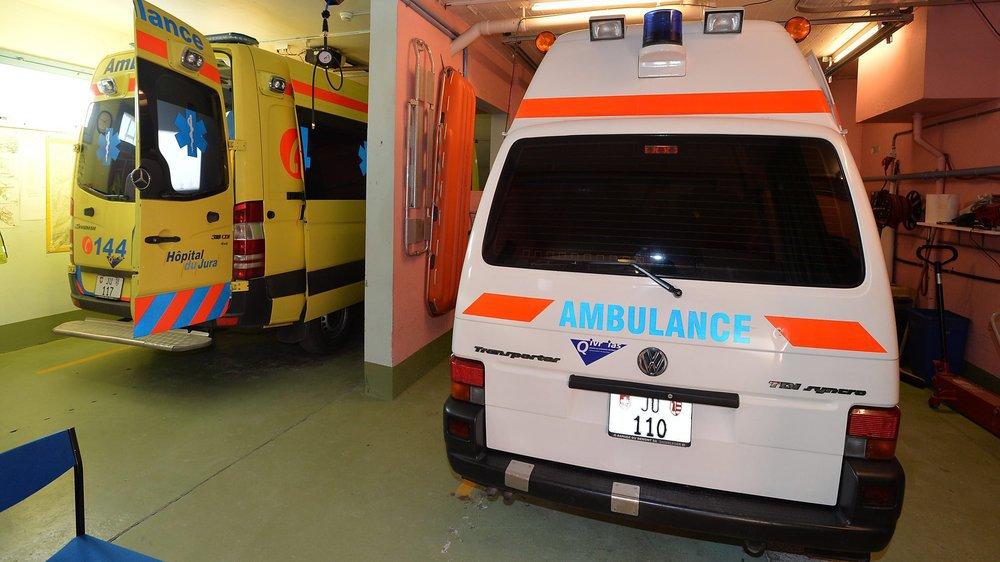 Pour l'Hôpital du Jura, le comptoir franc-montagnard est le bon endroit pour expliquer à la population la manière dont fonctionnera la chaîne de sauvetage renforcée.