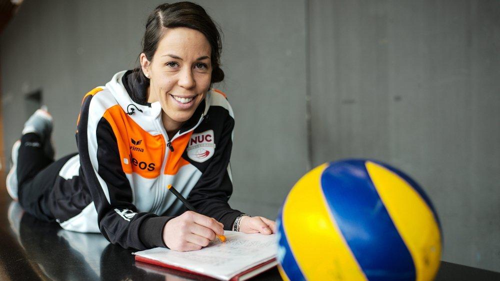 Laura Girolami est à la tête d'une équipe de LNB pour la première fois de sa carrière.