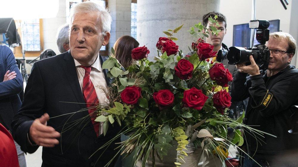 Au National, Bienne et le Jura bernois n'ont plus de représentant. Aux Etats, tous les espoirs reposent désormais sur Hans Stöckli, l'ancien et très populaire maire de Bienne.
